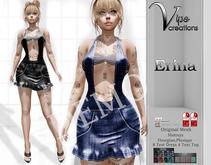 [Vips Creations] - DEMO - Original Mesh Dress - [Erina]FITTED