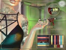 #187# Diva Cigarette *Holding*