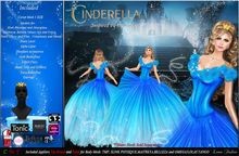 -Lamu Fashion-Gown Cinderella Inspired by the Movie 2015 !UPDATED!