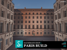 Paris Haussmann 4 floors Shop1 V1.2