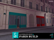 Paris Haussmann 4 floors Shop2 V.1.2