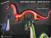 SND Dragon Scales HD Skin Pack