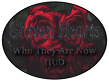 Graven Hearts - Who They Are Now HUD