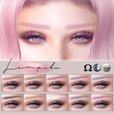 Lempika - Fantasy Eyebrows + BOM