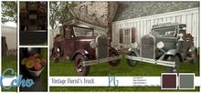 Echo - Man Cave - Vintage Florist's Truck - PG - Style 5
