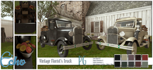 Echo - Man Cave - Vintage Florist's Truck - PG - Fatpack