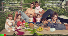 PosEd - Family Picnic