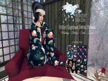 ::AMF:: Christmas Festive Pajamas - Rez to open