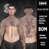 [DAWN] - Atlas Tattoo
