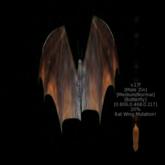 {Papillon} Ma/Med/Nor/Zin/Butterfly/Bat Cocoon