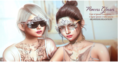 BUENO-Princess Glasses