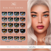 AG. Echo Eyes Gacha - Lelutka Evolution - 11