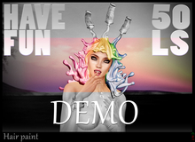 *-* Hair paint DEMO