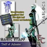 DIABLOCS Staff Arhuaine 2.0 BOX