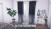 BackBone Glitter Curtain Pack (add)