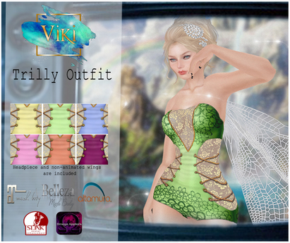 .Viki. Trilly Outfit