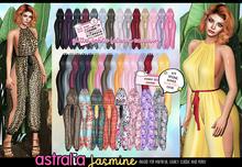 Astralia Clothing - Jasmine Romper (Fatpack)