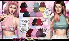 Astralia Clothing - Olivia Top (Fatpack)