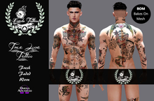 CREDO - True Love Tattoo (Now Includes BOM & OMEGA)
