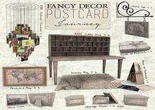 Fancy Decor: Stamp Box