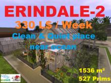 Land for rent 1536 m² - 527prims - L$ 330 / week
