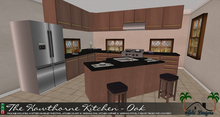 The Hawthorne Kitchen - Oak