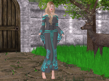 Mw- Gown Elf Dark