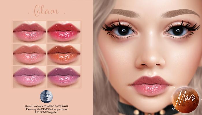 .Mars. - Glam HD GENUS Lipstick
