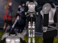 Mw-Female Armor Stark