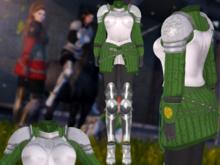 Mw-Female Armor Tyrell