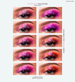 L.W STUPID LOVE (GENUS) EYESHADOW FATPACK
