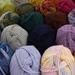 DFS Wool - Green Yarn Skein  x 5