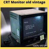 *Seek* CRT Monitor old vintage