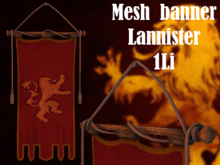 Mw-Mesh banner Lannister (add+touch)