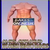Body Mesh Bento Men (( Bake On Mesh ))