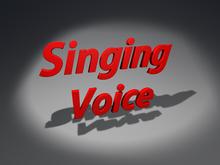 Singing Voice Vol. 1