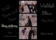 KAD - Wedded Bliss - TRIPLE PACK - THE STAY AT HOME CLUB