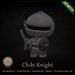 [C] Animesh Follower - Chibi Knight (Wear)