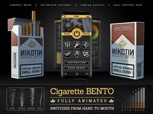 [NikotiN] Cigarette  Bento - Classic - v1.1 (BOX)