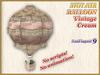 HOT AIR BALLOON Vintage Cream (9 LI) (Full perm)