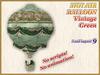 HOT AIR BALLOON Vintage Green (9LI) (Full perm)