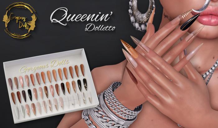 ~GD~Queenin'(Dolletto) - Legacy Bento (f)