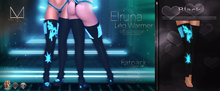 [[ Masoom ]] Elruna -Legs-Black- Legacy Body, Legacy Perky & Lara
