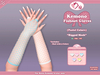 *>Kiu<* - Kemono Fishnet Gloves_PC