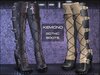 :: Wretch :: Kemono Gothic Boots