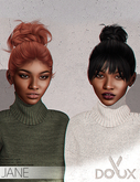 DOUX - Jane hairstyle [BLOGGER PACK]