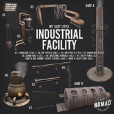 NOMAD // INDUSTRIAL FACILITY // 03