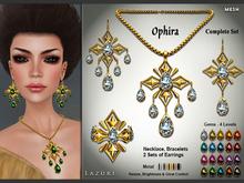 Lazuri Ophira Complete Set