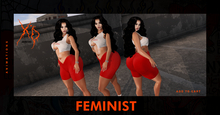 XO - Feminist