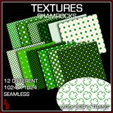 Textures - Shamrocks